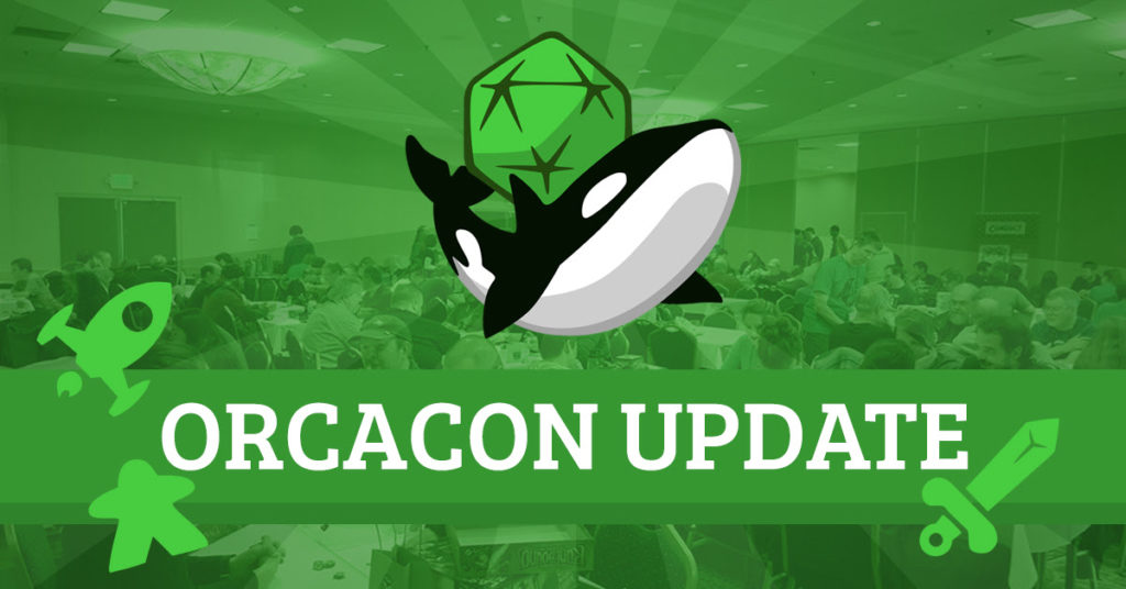 OrcaCon Update